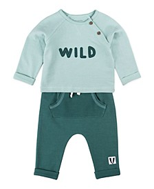 Baby Boy 2pc Pantset