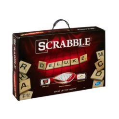 Hasbro Scrabble Deluxe