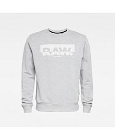 Men's Block Raster Sweater