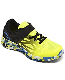 Big Boys Speedstride 20 Stay-Put Closure Running Sneakers from Finish Line