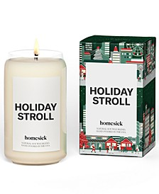 Holiday Stroll Soy Candle