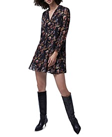 Desta Coupe Printed Mini Dress