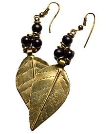 Acacia Leaf Earrings
