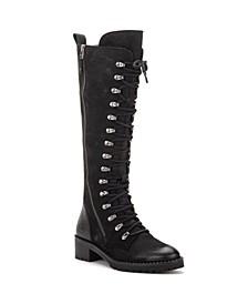 Women's Henrietta Regular Calf Boots