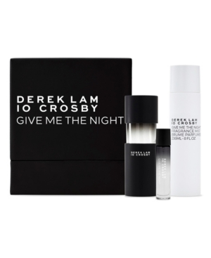 10 Crosby Women's Give Me The Night 3 Piece Gift Set