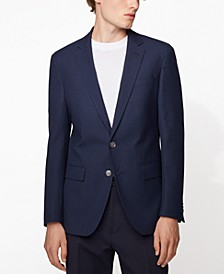 BOSS Men's Hartlay2 Slim-Fit Jacket