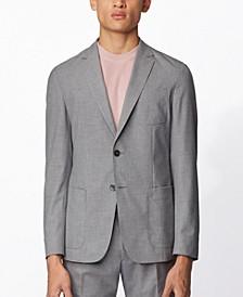 BOSS Men's Nolvay Slim-Fit Jacket