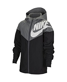 Big Boys Sportswear Wind Runner Jacket