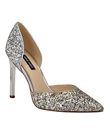 Taissa Women's D'Orsay Dress Pumps