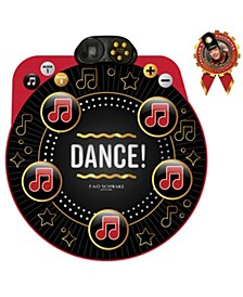 Toy Dance Mixer Game Playmat Dance