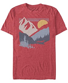 Men's Generic Additude Valley Short Sleeve T-shirt