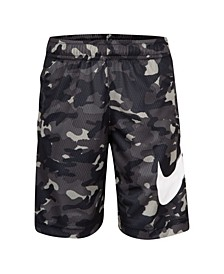 Toddler Boys Dri-FIT Camo Print Shorts