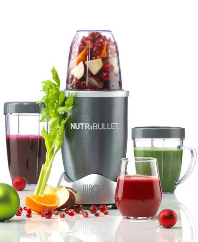 NutriBullet® NBR0801 600-Watt Blender by Magic Bullet