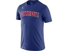 Detroit Pistons Men's Statement Wordmark T-Shirt