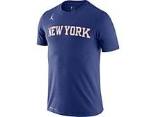 New York Knicks Men's Statement Wordmark T-Shirt