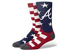 Atlanta Braves Brigade Socks