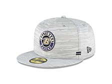 Baltimore Ravens On-Field Sideline 59FIFTY Cap