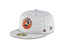 Cleveland Browns On-Field Sideline 59FIFTY Cap