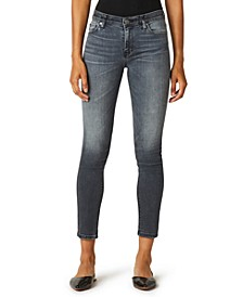 Nico Mid-Rise Super-Stretch Skinny Jeans