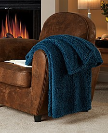 Fireside Sherpa Throw