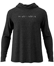 Hugo Boss Men's Identity Hooded Logo Graphic T-Shirt