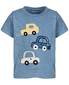 Baby Boys Cars T-Shirt, Created for Macy's