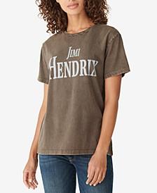 Jimi Hendrix Graphic T-Shirt