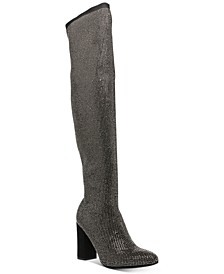 Bravy Over-The-Knee Stretch Boots, Created for Macy's