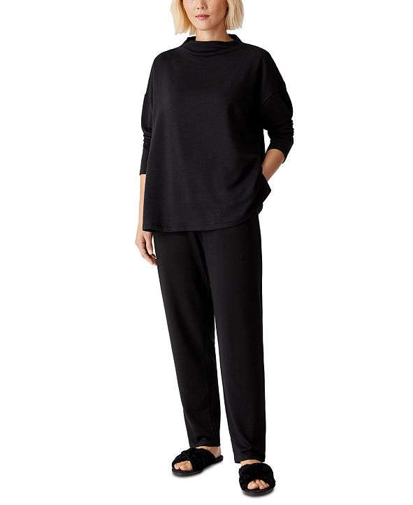 Eileen Fisher Tapered Leg Pants