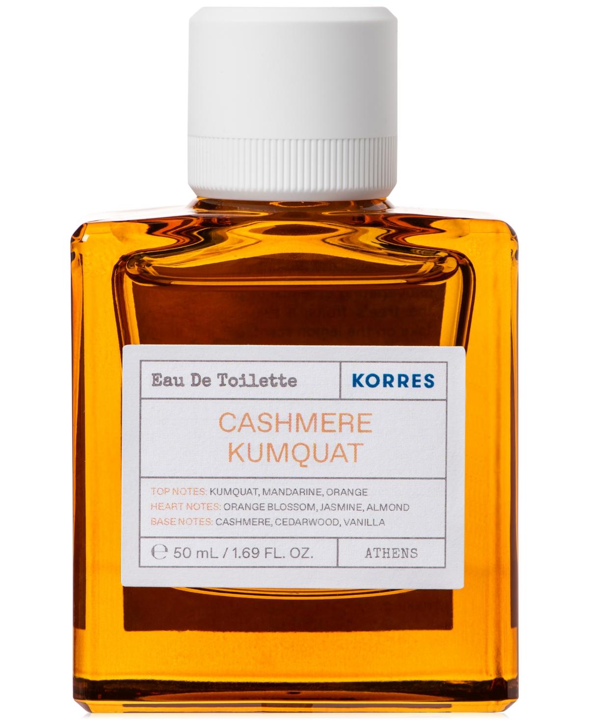 Korres Cashmere Kumquat Eau de Toilette, 1.69-oz.