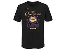 Kids Los Angeles Lakers Champ Locker Room T-Shirt