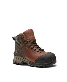 "Men's 6"" Safety Toe Insulated Work Summit Work Boot"