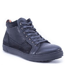 Men's Fashion Athletic Hi Top Boot