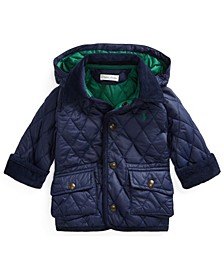 Baby Boys Water-Resistant Car Coat