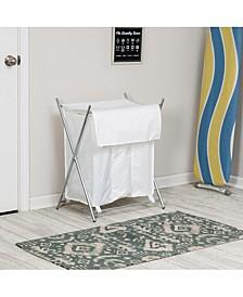 Folding Triple Laundry Sorter