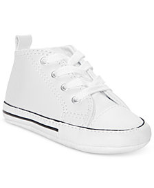 Converse Infant Chuck Taylor First Star Casual Sneakers from Finish Line