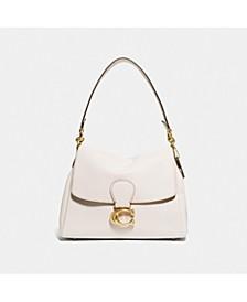 Leather May Shoulder Bag