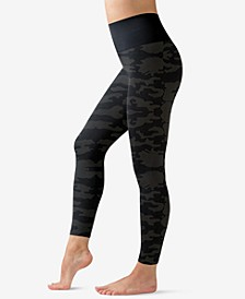 Easy Does It Seamless Shaping Camo Leggings