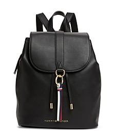 Eva Flap Backpack