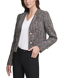 X-Fit Tweed Jacket