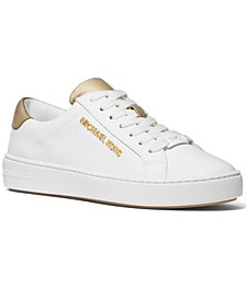 Iona Lace-Up Sneakers