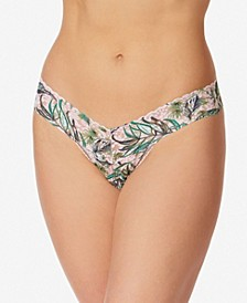 Women's Island Oasis Low Rise Thong