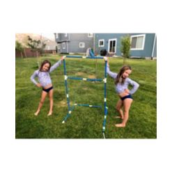 Funphix Small Sprinklers Set with Poles and Hose