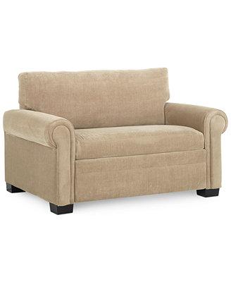 """Radford Sofa Bed Twin Sleeper 56""""W x 40""""D x 35""""H"""