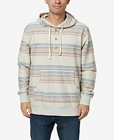 Men's Newman Knit Fleece Pullover Hoodie