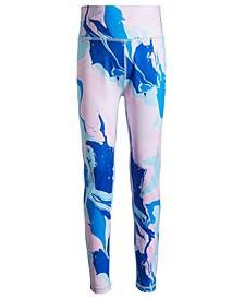 Big Girls Printed Leggings, Created for Macy's