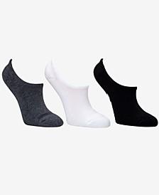 Sport Women's 3 Pack Cushioned Ultra No-Show Socks