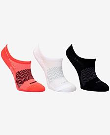 Women's No-Show 3pk Socks