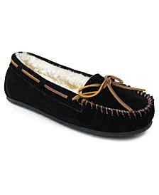 Hush Puppies Women's Raquel Junior Trapper Moccasin Slipper