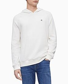 Men's Monogram Logo Raglan Sleeve Hoodie